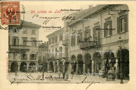 Lodi - Albergo Vignola