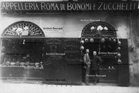 Lodi - Cappelleria Roma