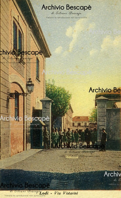 Lodi - Caserma Artiglieria Alberto Zanetti
