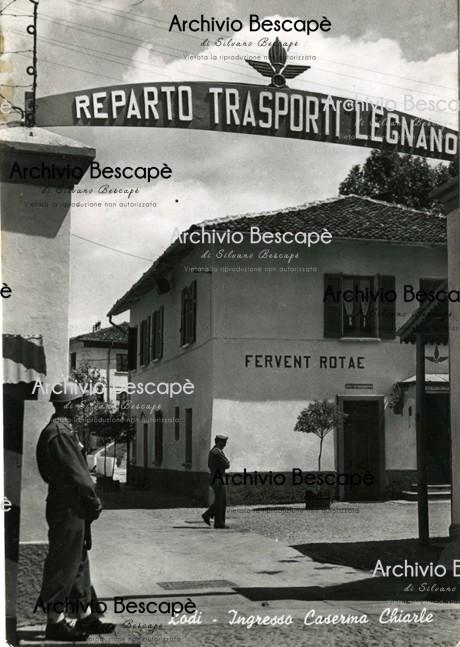 Lodi - Caserma Felice Chiarle