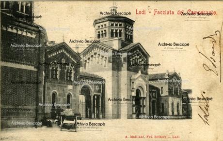 Lodi - Cimitero Maggiore