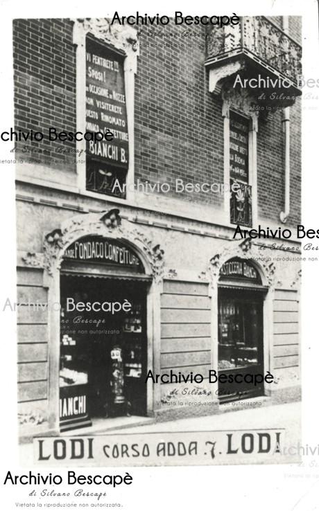 Lodi - Pasticceria Bianchi