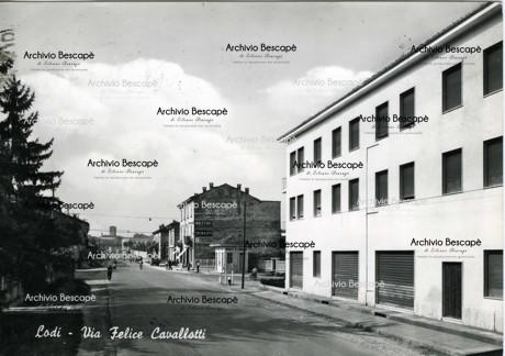Lodi - Via Cavallotti