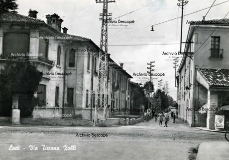 Lodi - Via Tiziano Zalli