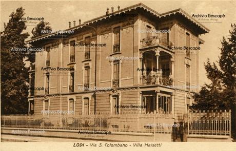 Lodi - Villa Maisetti