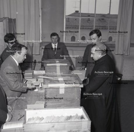 Lodi - Elezioni 1968