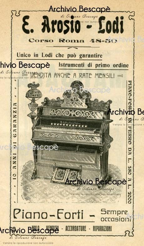 Lodi - Strumenti Musicali Arosio