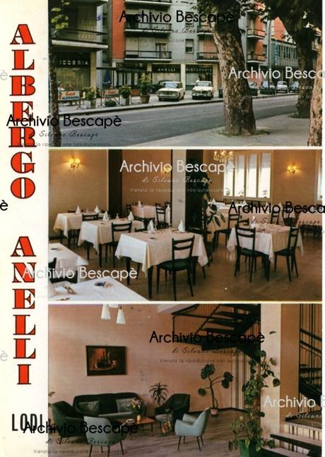 Lodi - Albergo Anelli