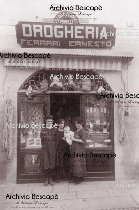 Lodi - Drogheria Ferrari