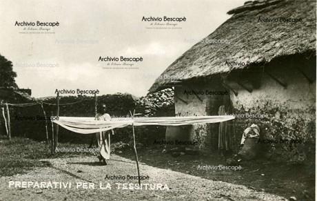 Africa - Occupazione Italiana dell'Eritrea (1890-1941)
