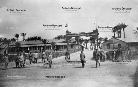 Africa - Guerra Italo Turca (1911-1912)