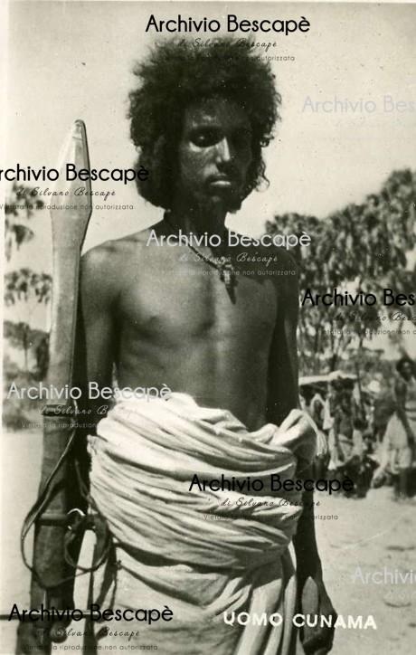 Africa - Occupazione Italiana dell'Etiopia (1935-1941)
