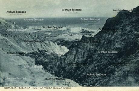 Africa - Occupazione Italiana della Somalia (1908-1941)