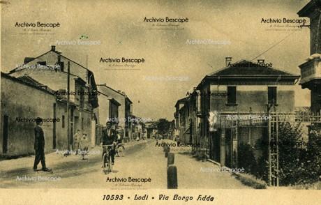 Lodi - Borgo Adda