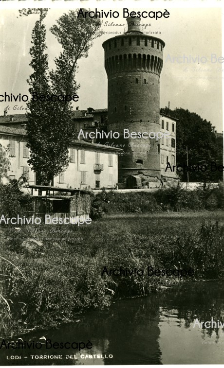 Lodi - Castello e Torrione