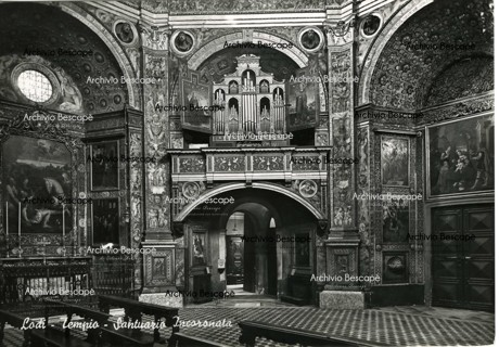 Lodi - Tempio Civico della Beata Vergine Incoronata