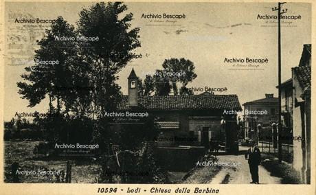 Lodi - Chiesa della Barbina