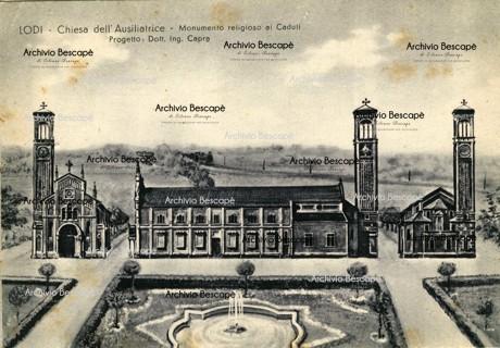 Lodi - Chiesa dell Ausiliatrice