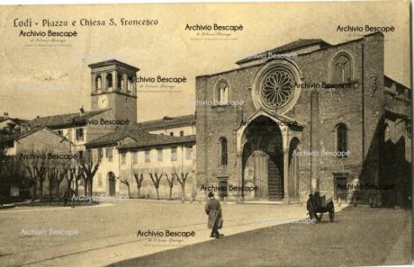 Lodi - Chiesa di San Francesco