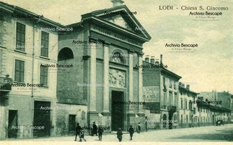 Lodi - Chiesa di San Giacomo