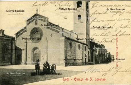 Lodi - Chiesa di San Lorenzo