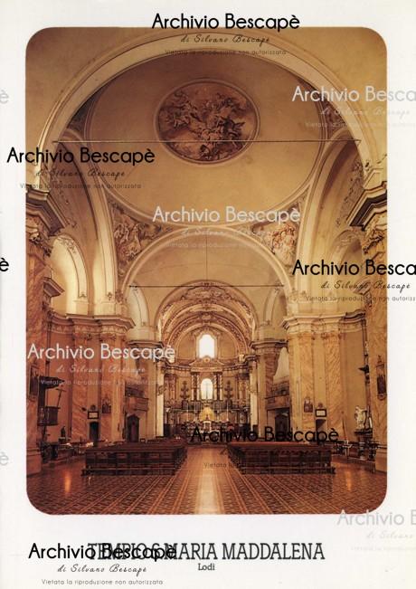 Lodi - Chiesa di Santa Maria Maddalena