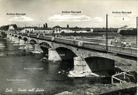 Lodi - Ponte sull Adda (Ponte Napoleone Bonaparte)