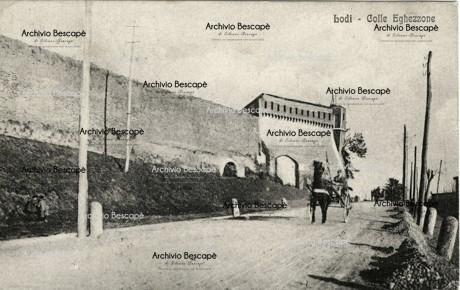 Lodi - Colle Eghezzone (attuale Viale Dalmazia)