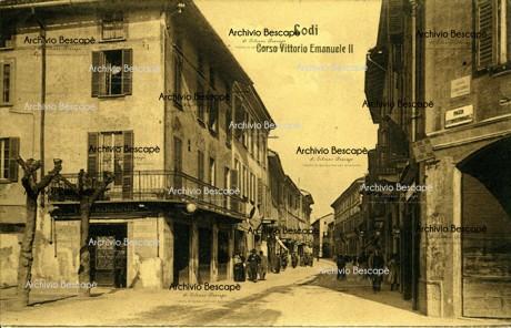 Lodi - Corso Vittorio Emanuele