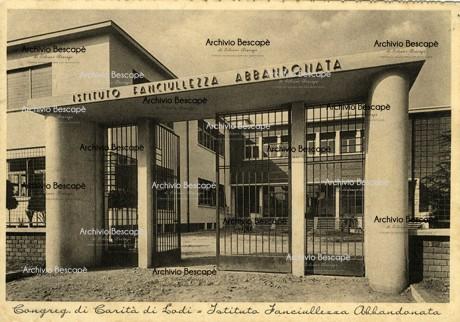 Lodi - Istituto Fanciullezza Abbandonata