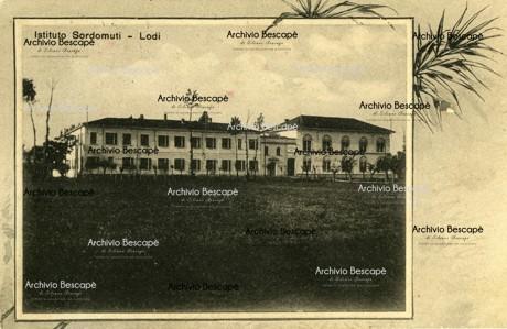 Lodi - Istituto sordomuti