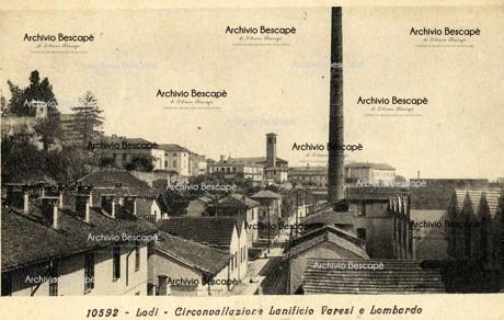 Lodi - Lanificio Varesi e Lombardo
