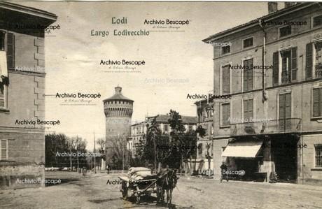 Lodi - Largo Lodivecchio