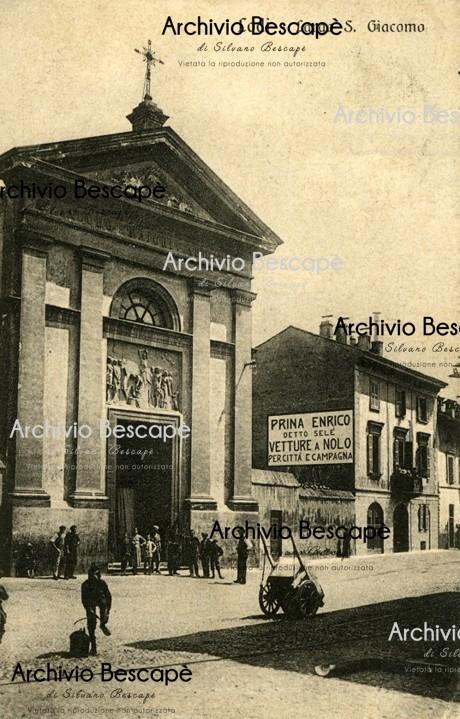 Lodi - Largo San Giacomo