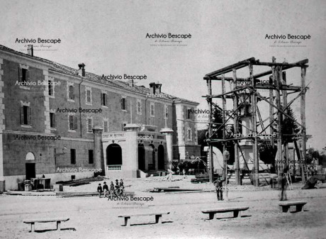 Lodi - Monumento Vittorio Emanuele