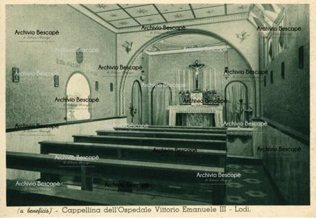 Lodi - Ospedale Vittorio Emanuele