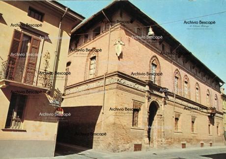 Lodi - Palazzo Varesi (attuale Palazzo Mozzanica)