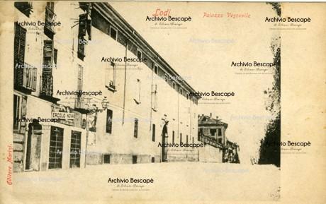 Lodi - Palazzo Vescovile