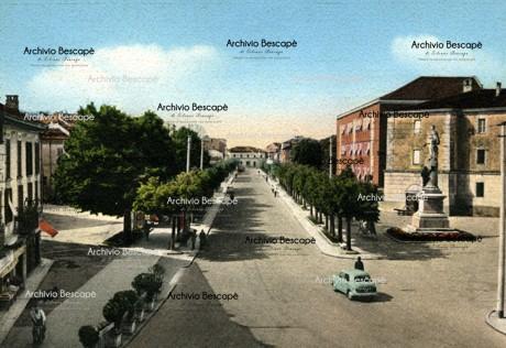Lodi - Piazza Castello