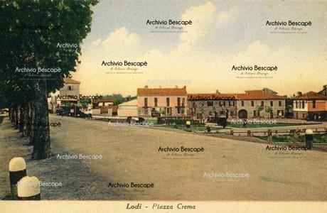 Lodi - Piazza Crema