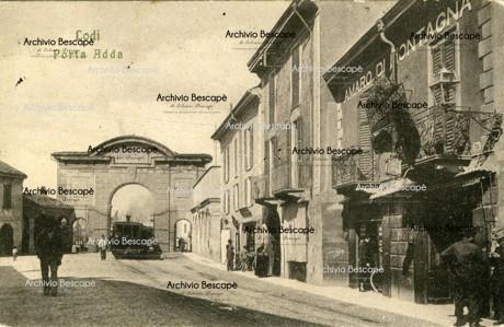 Lodi - Porta Adda