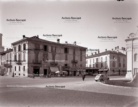 Lodi - Porta Roma (attuale Porta Cremona)