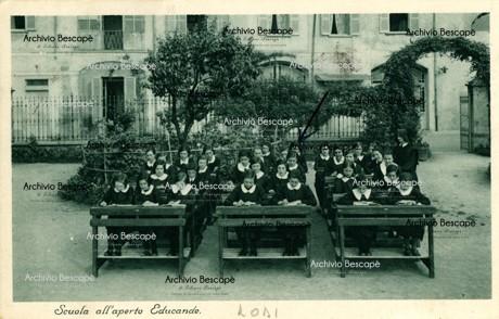 Lodi - Scuole all aperto Educande