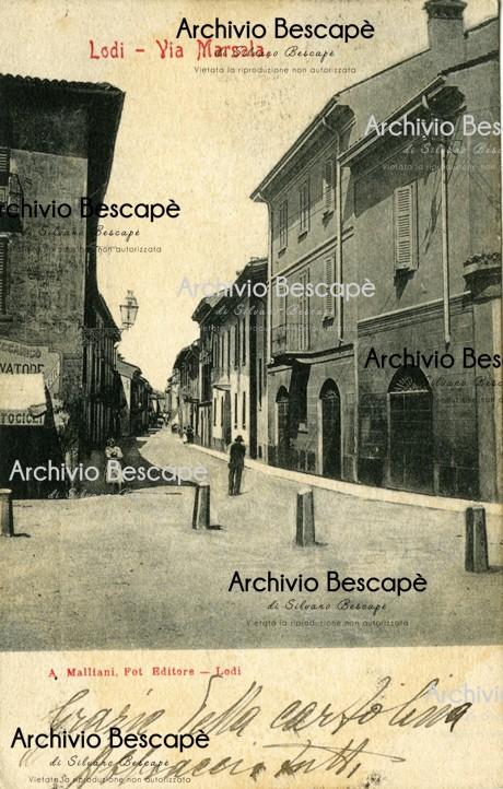 Lodi - Via Marsala