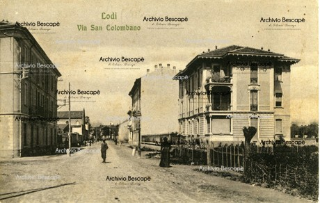 Lodi - Via San Colombano