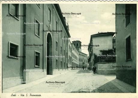 Lodi - Via San Francesco