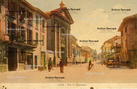 Lodi - Via San Giacomo