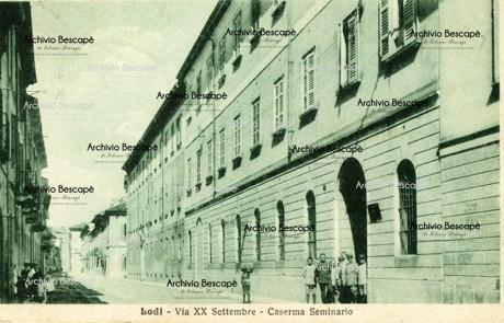 Lodi - Via XX Settembre