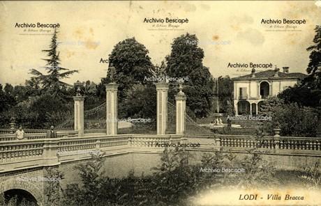 Lodi - Villa Bracca