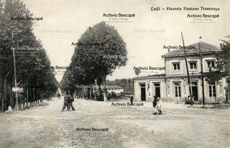 Lodi - Stazione Tram